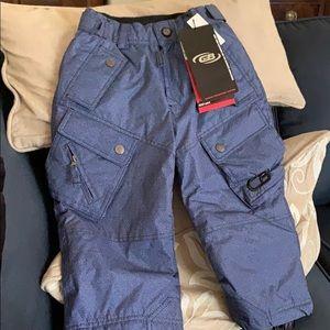 CB Ski Pants, NWT Size 4